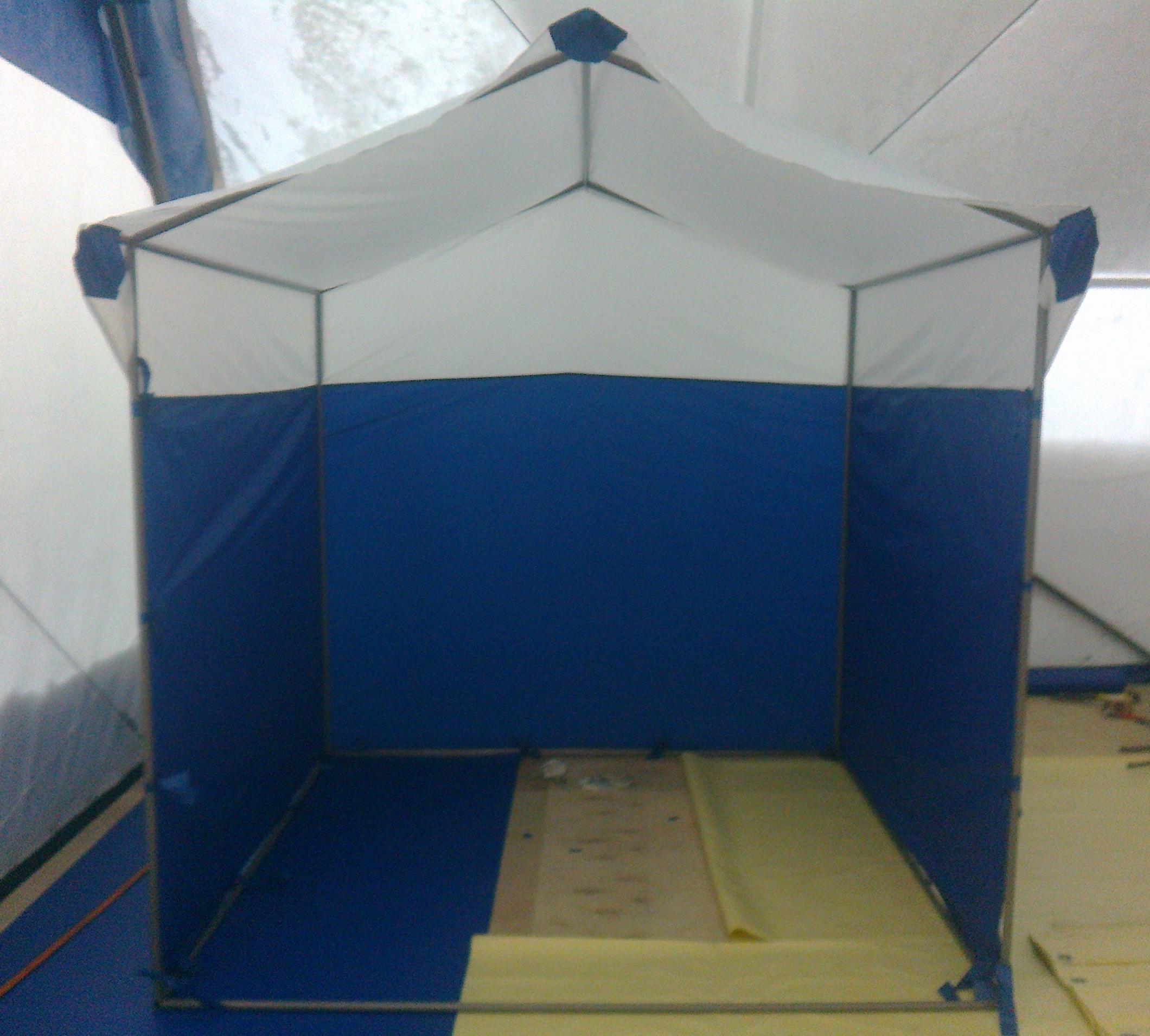 Торговая палатки своими руками 816